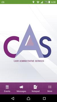 Carr Administrative Services poster