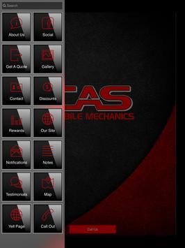 CAS Mobile Mechanics apk screenshot