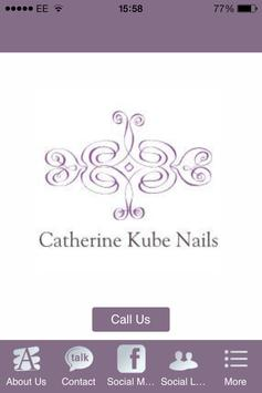 Catherine Kube Nails poster