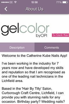 Catherine Kube Nails apk screenshot