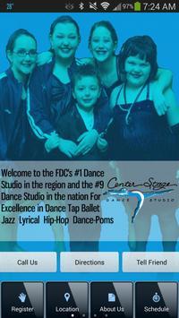 Center Stage Dance Studio poster