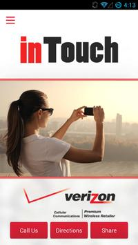 InTouch Cellular Communication poster