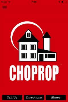 Choprop South Africa apk screenshot