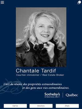 Chantale Tardif Sotheby's apk screenshot