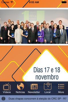 CHAPA 1 CRCSP poster
