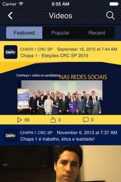 CHAPA 1 CRCSP apk screenshot