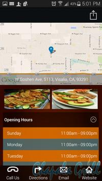Chapala Grill poster