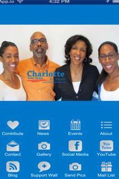 Charlotte G. Richie For Mayor poster
