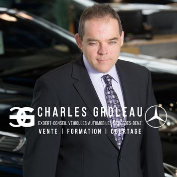 CHARLES GROLEAU poster