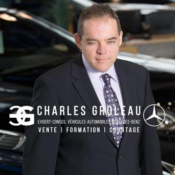 CHARLES GROLEAU apk screenshot