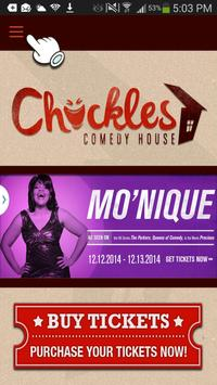 Chuckles Comedy House poster