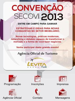 Convenção Secovi 2013 apk screenshot