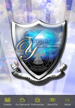 COGIC IYD poster