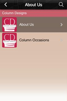 Column Designs apk screenshot