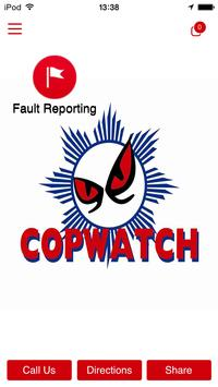 Copwatch poster