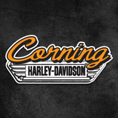 Corning Harley-Davidson® icon
