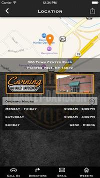 Corning Harley-Davidson® apk screenshot