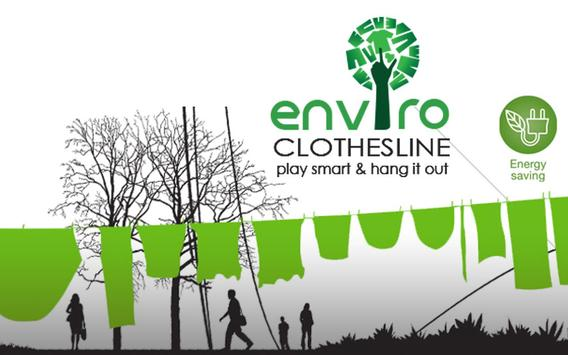 ENVIRO CLOTHESLINE apk screenshot