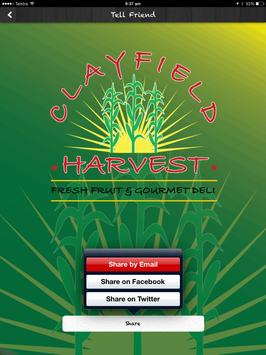 Clayfield Harvest apk screenshot