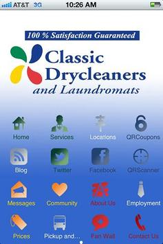 Classic Drycleaners poster