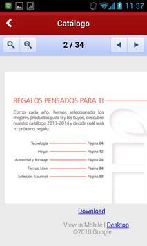 CLUB PRESCRIPTOR EMPRESAS apk screenshot