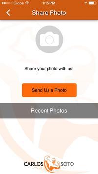 Carlos Soto Personal Fitness apk screenshot