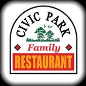 Civic Park Family Restaurant icon