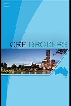 CRE Brokers poster