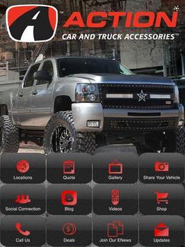 Action Car & Truck Accessories apk screenshot
