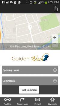 GOLDEN WASH apk screenshot