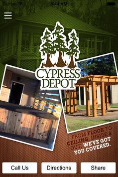 Cypress Depot poster
