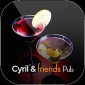 Cyril and Friends Pub Pte Ltd icon