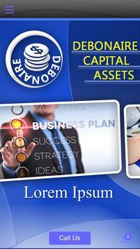 Debonaire Capital Assets poster