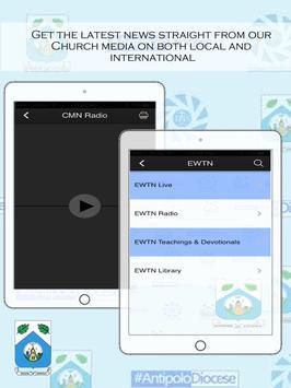 Antipolo Diocese App apk screenshot