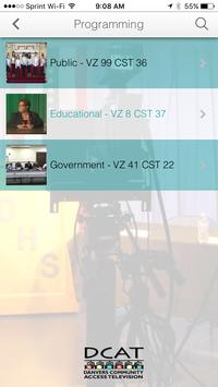 Danvers Community Access TV apk screenshot