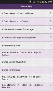 Dancexcel apk screenshot