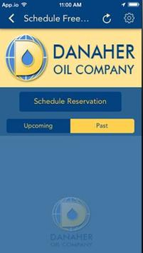 Danaher Oil apk screenshot