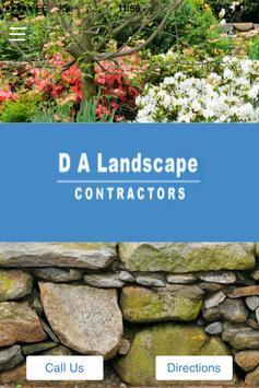 DA Landscapes poster