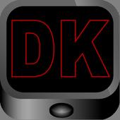Dark Knight Comedy icon