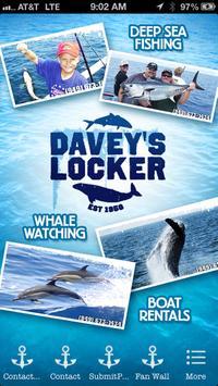 Davey's Locker poster