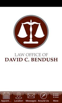 DC Bendush Lawyer poster