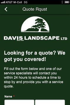 Davis Landscape, LTD apk screenshot