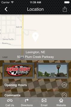 Dawson County Raceway apk screenshot