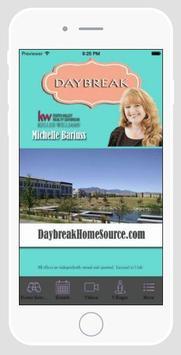 Daybreak Utah poster