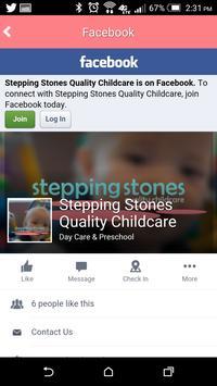 Stepping Stones Daycare apk screenshot