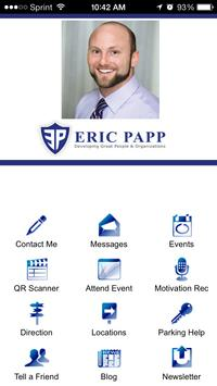 Eric Papp poster