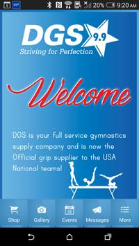 DGS/Deary's Gymnastics Supply poster