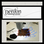 DENTON SEWING CENTER icon