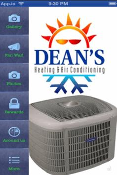 Dean's Heating & A/C, Inc poster