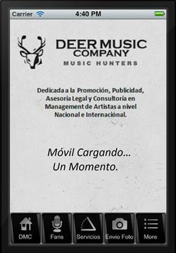 Deer Music Company apk screenshot